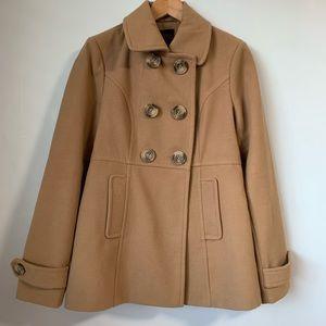 Bebe Camel Coat